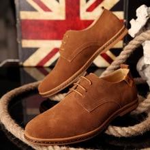 2017 Suede Ankle Boots Plus Size 38-46,47,48 12.5 Leather Men Boots Fashion Plush Warm Winter Men Shoes