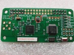 Image 3 - האחרון V1.7 Jumbospot UHF VHF UV MMDVM Hotspot עבור P25 DMR YSF DSTAR NXDN פטל Pi אפס 3B + מקורי TCXO + המשולב אנטנה