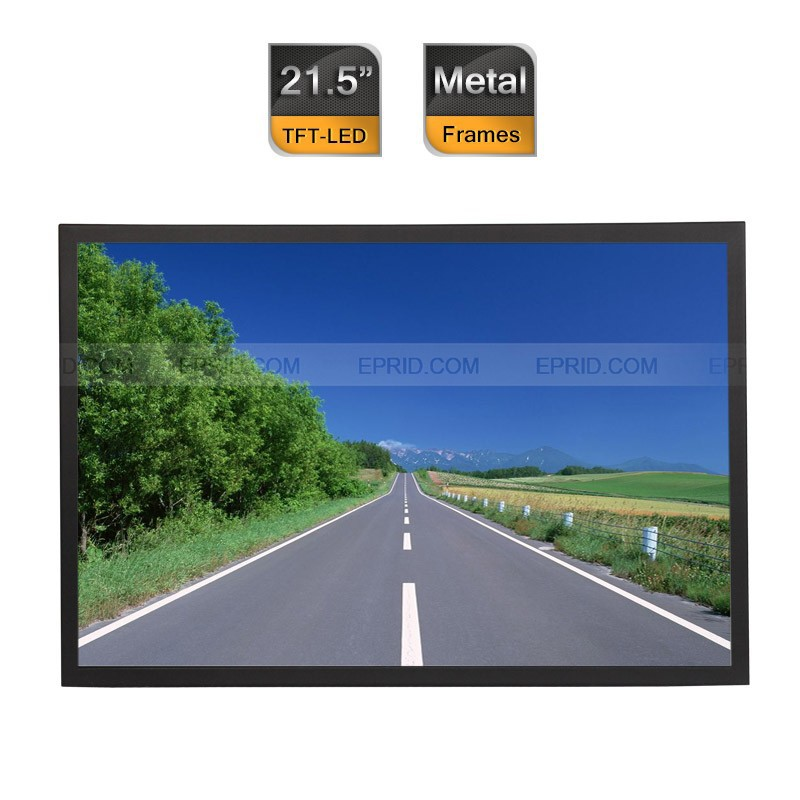 Security Monitor 21.5 1080P Professional CCTV LED LCD HDMI Port Metal FrameSecurity Monitor 21.5 1080P Professional CCTV LED LCD HDMI Port Metal Frame