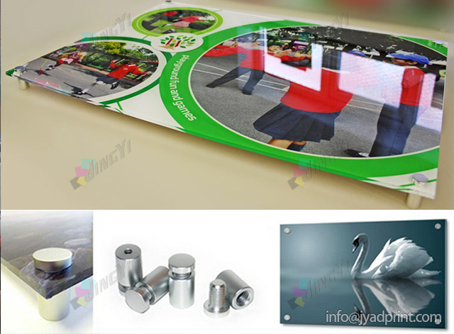 high quality custom print acrylic signs outdoor signs printing