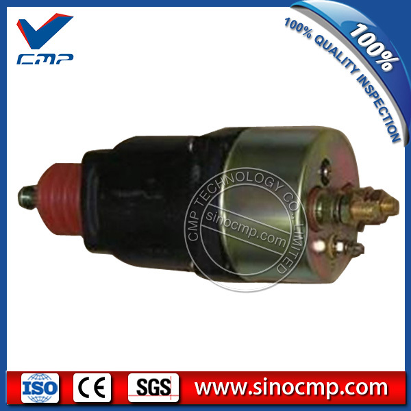 High quality KD7-47100-0180 Fuel stop solenoid valve high quality kd7 47100 0180 fuel stop solenoid valve