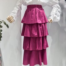 8b94dbb58d5a4 Buy layer ruffle skirt and get free shipping on AliExpress.com