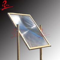 1000mm*1000mm big solar spot fresnel lens