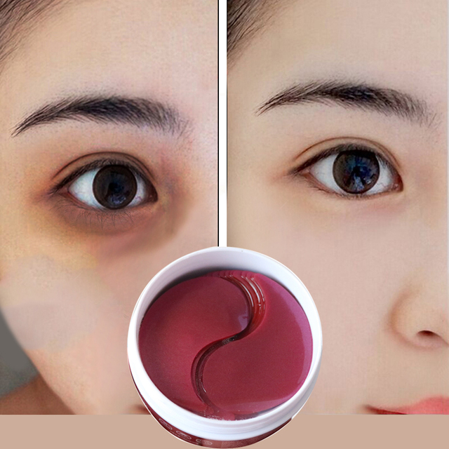 240pcs Eye Mask Anti Wrinkle Moisture Remove Dark Circles Whitening Anti Aging Crystal Collagen Gel Patches for Eyes Skin Care Facial Care
