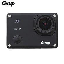 GitUp New Arrived Git2P Action Camera Deportiva WiFi 2K Sports 16MP 170 Degree Lens Novatek 96660 Outdoor Mini Camcorder Cam
