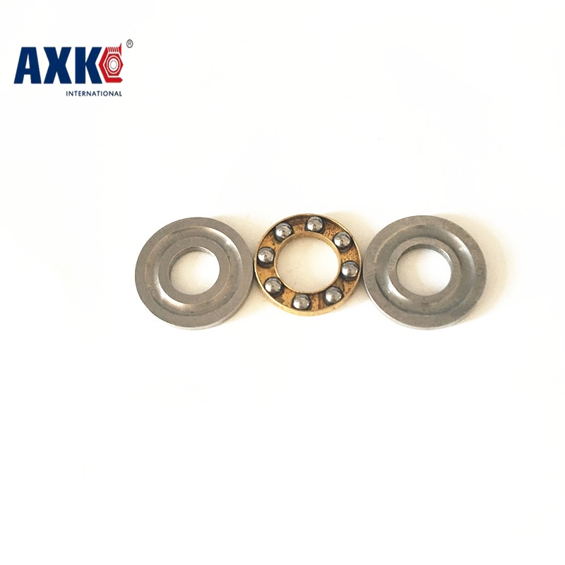 free shipping Axial Ball Thrust Bearings F4-10M (BA4 AKL4) 4*10*4 mm Plane thrust ball bearing F4-10M