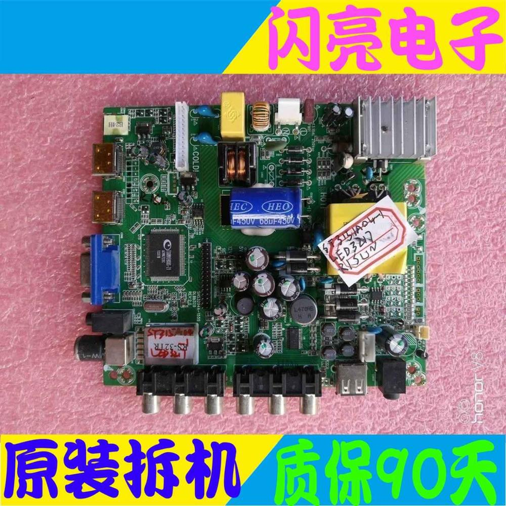 Circuits Amicable Main Board Power Board Circuit Logic Board Constant Current Board Led 3270 Motherboard Shs3204a-155s Screen St3151a05-5
