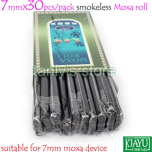 Songlonw natural Chinese mugwort smokeless moxa roll moxibustion stick 7x118mm 30pcs/pack 12pack/lot Good quality value set good quality 1pcs bronze moxa box with beauty bag 1pack 108pcs moxa roll 1pack dia12mm 10pcs smokeless moxa roll