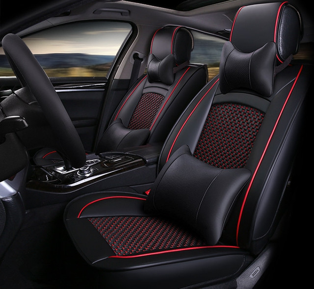 Best Quality Full Set Car Seat Covers For Land Rover Discovery 4 5