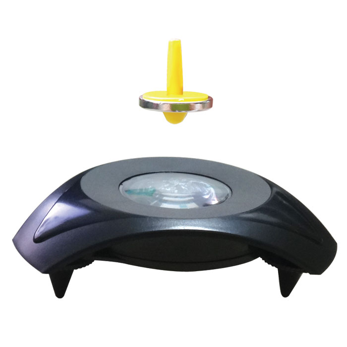 Best Flying Toys : Miraculous ufo magnetic levitation floating flying saucer