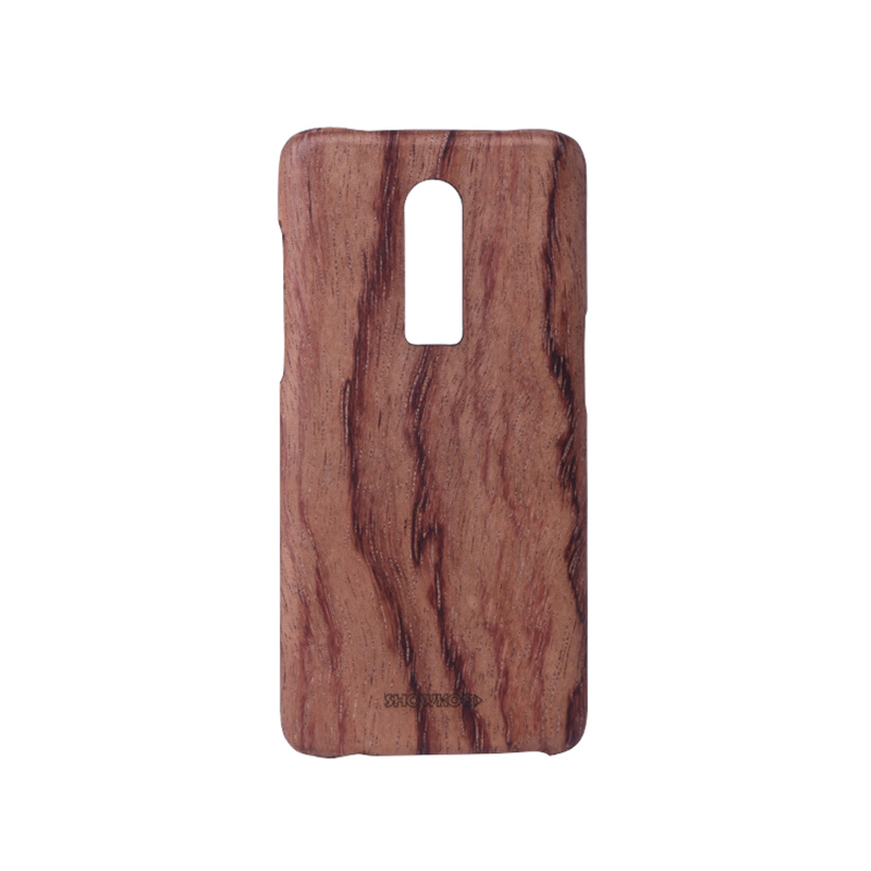 watch 85594 839fe US $10.74 35% OFF|Showkoo 100% Original Wooden Case For Oneplus 6 Rosewood  Ebony Wood For Oneplus 6 One Plus 6 Protective Case Wholesale Retail-in ...