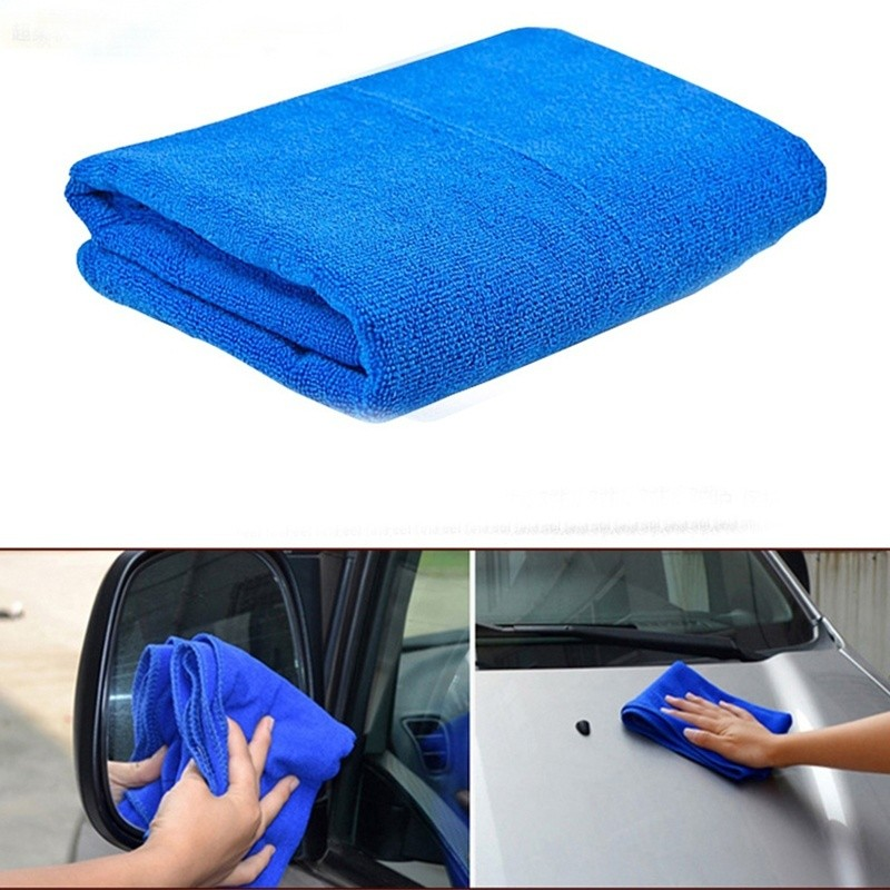 Can You Wash A Car With A Microfiber Cloth