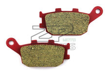 Motorcycle parts Ceramic Brake Pads Fit HONDA XL 700 Transalp ABS 2008-2011 Rear OEM NEW Red Composite Free shipping