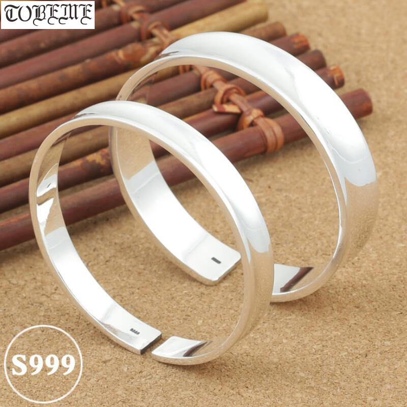 Simple Style! Handcrafted 999 Silver Bangle Tibetan Pure Silver Bangle Real Pure Siver Lovers BangleSimple Style! Handcrafted 999 Silver Bangle Tibetan Pure Silver Bangle Real Pure Siver Lovers Bangle