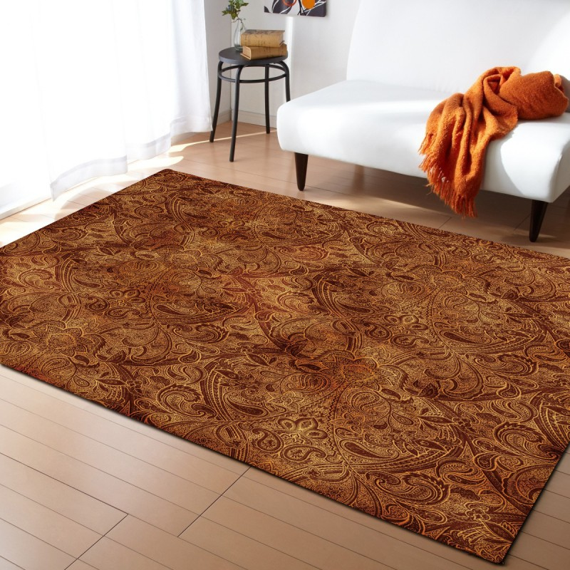 Popular Area Rug Soft Carpet for Living Room European Home Warm Floor Rugs Super Mats Kids Room Area Rug Living Room Floor Mats