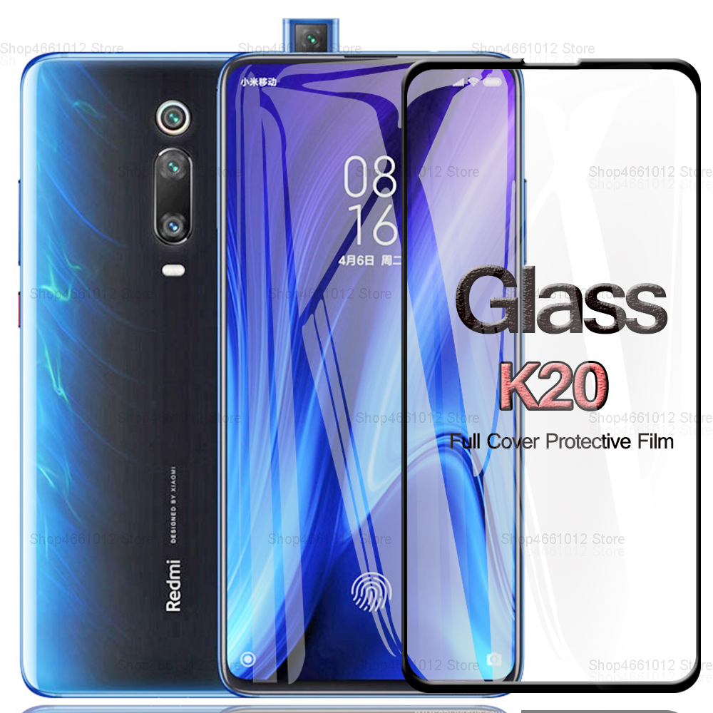 Protective Glass On For Xiaomi Mi9t Mi 9t Pro Screen Protector Tempered Glass On Redmi K20 K 20 Display Protection Trempe Verre