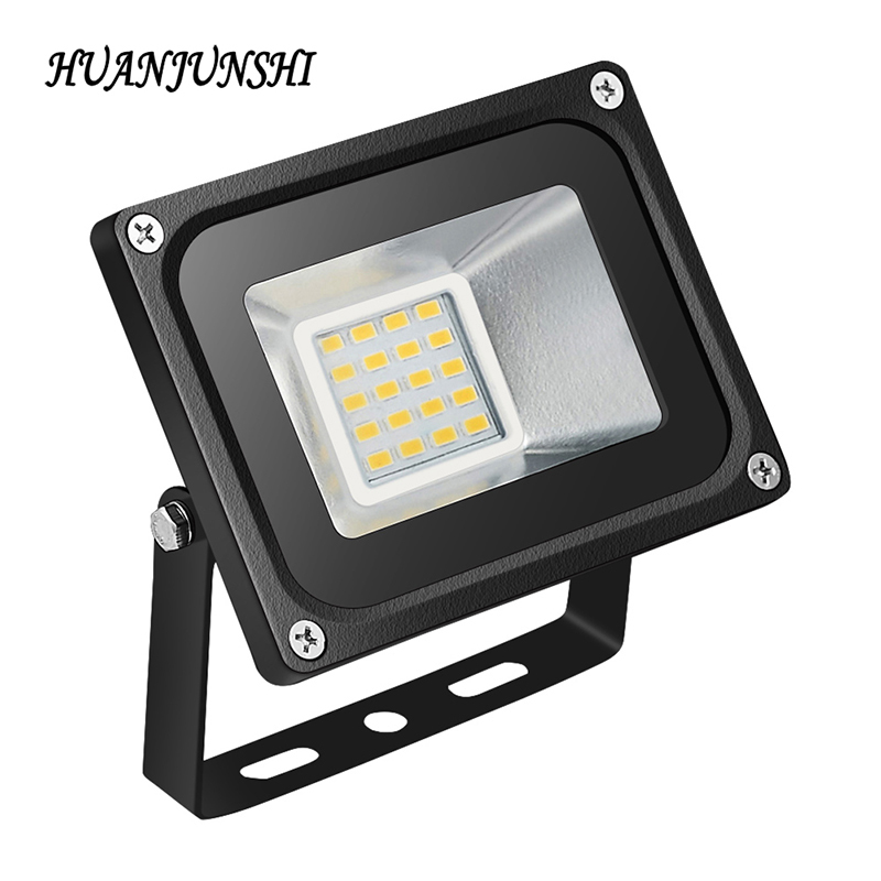 5 stücke 10 watt IP65 Wasserdichte LED Flutlicht 220-240 v 1200LM 12 ...