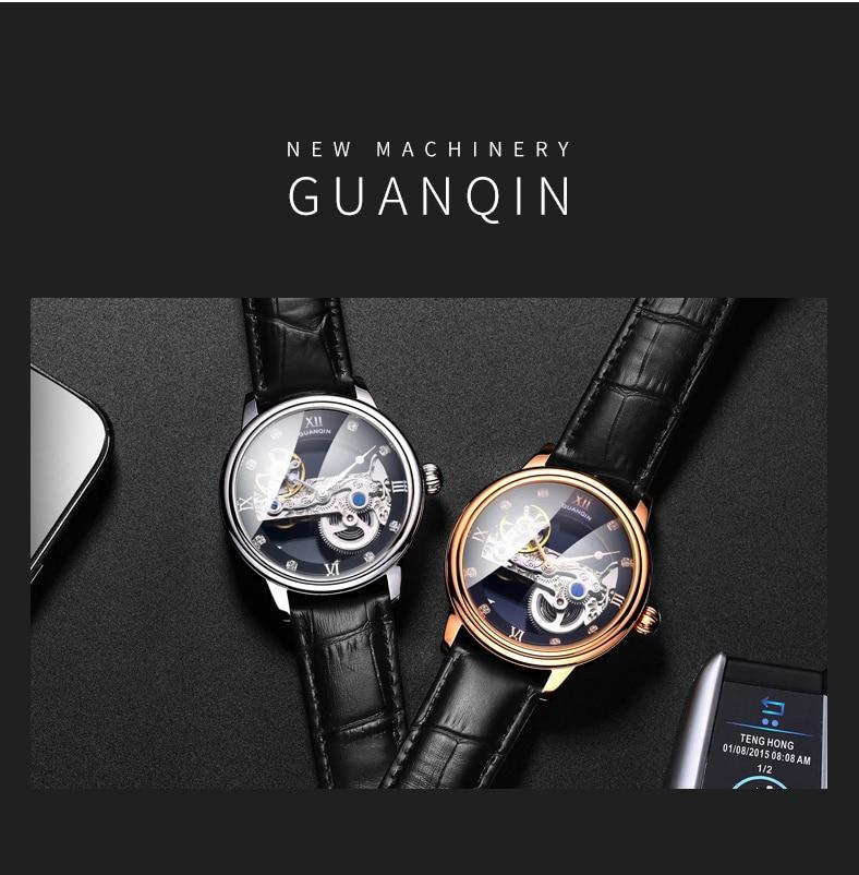 HTB125EUc.CF3KVjSZJnq6znHFXaX GUANQIN 2019 men watches top brand luxury Automatic Luminous clock men Tourbillon waterproof gold Mechanical relogio masculino