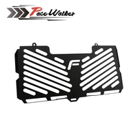 Motorcycle Aluminum Radiator Grill Guard Cover For BMW F800R F650GS F700GS F800S 2008 2015 Black