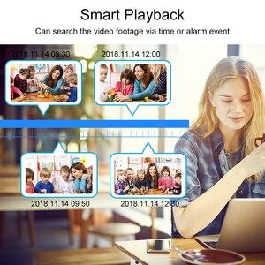 Image 5 - Techage 1080 p Không Dây Hệ Thống CAMERA QUAN SÁT 4CH 12 inch LCD NVR 2MP Trong Nhà Ngoài Trời Wifi Máy Ảnh P2P Video An Ninh Giám Sát kit 1 tb HDD