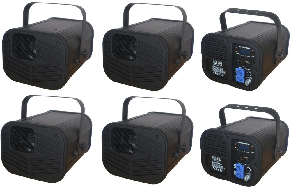Free Shipping 6XLot in Case 2015 New Elation Sniper 5R Laser Strobe Disco Moving Head Be ...