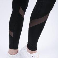 Tresdin Sexy Ladies Mesh Splice Leggings Black Athleisure Long Trousers for Women Summer Elastic Slim Fit Leggings Skinny Pants