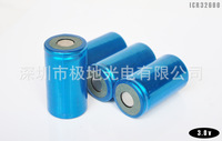 High capacity 32600 Size 1/D LiFePO LFP 4000mAh 3.0V 10C 12C Rechargeable chargeable Battery Cell for Power bank