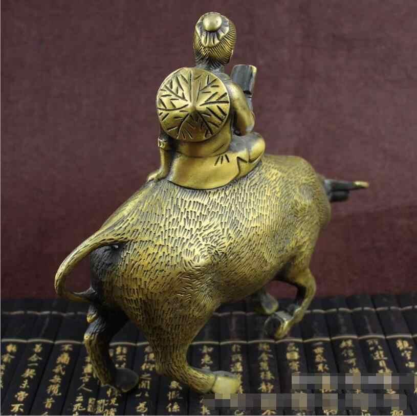 SUIRONG---407 + + + nowa kolekcja antyczny brąz antyczne ozdoby różne craft prezent starych przedmiotów jazdy