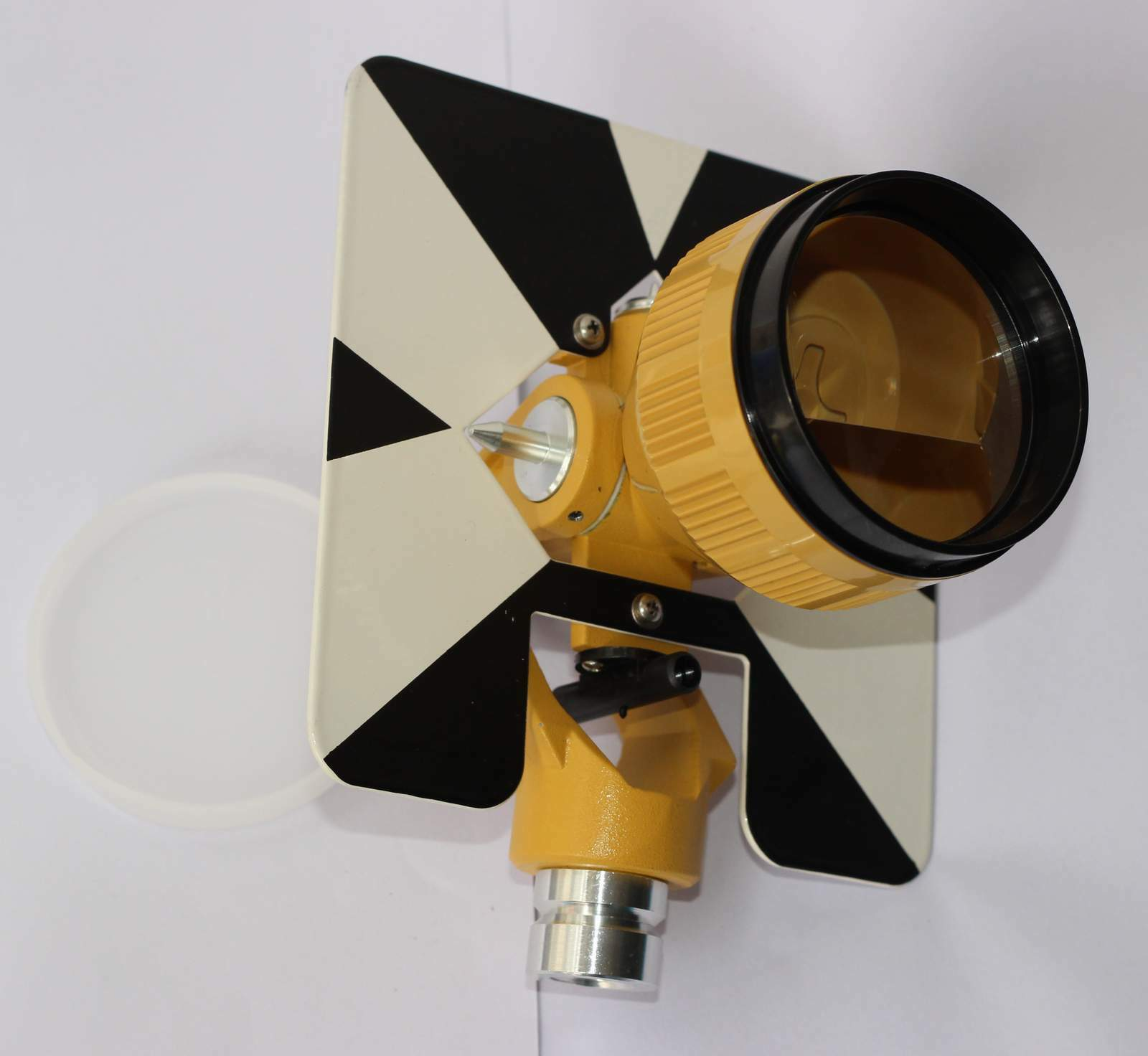 NEW Yellow color TOPCON Single Prism for TOPCON /SOKKIA total stations (offset:0mm)