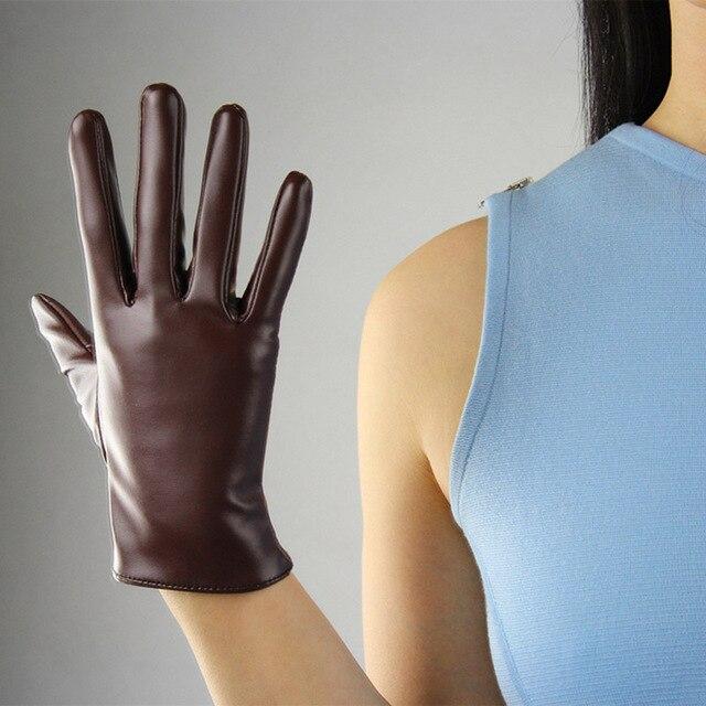 Gloves Women Short...