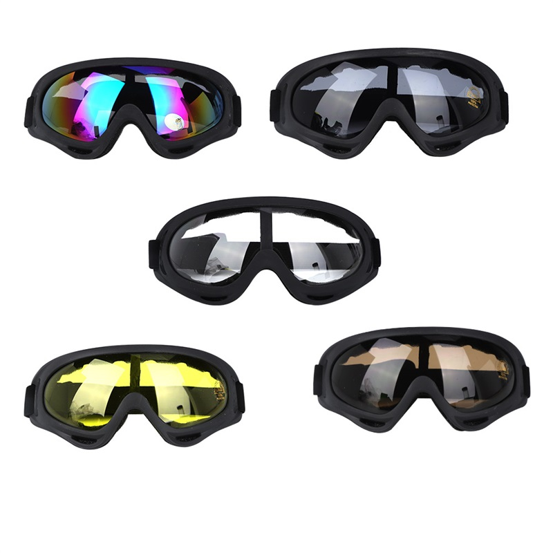 Dust-proof Safety Anti-UV Welding Glasses For Work Protective Safety Goggles Sport Windproof Tactical Labor Protection Glasses