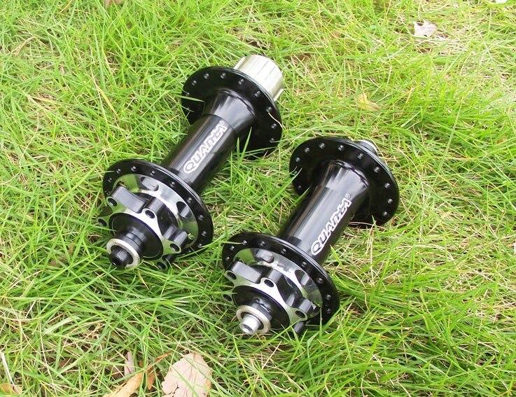 ФОТО 32 hole 135 / 170mm snow bike bearing hub bike beach bike hub / fat bike hub bicycle parts