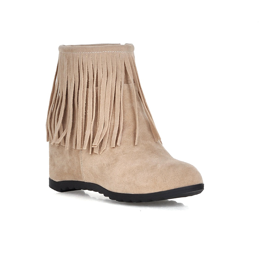 Online Get Cheap Fringe Suede Ankle Boots -Aliexpress.com ...