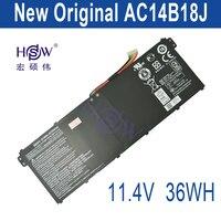 HSW New 11 4V 36 Wh Laptop Battery For Acer Aspire E3 111 V3 111 V3