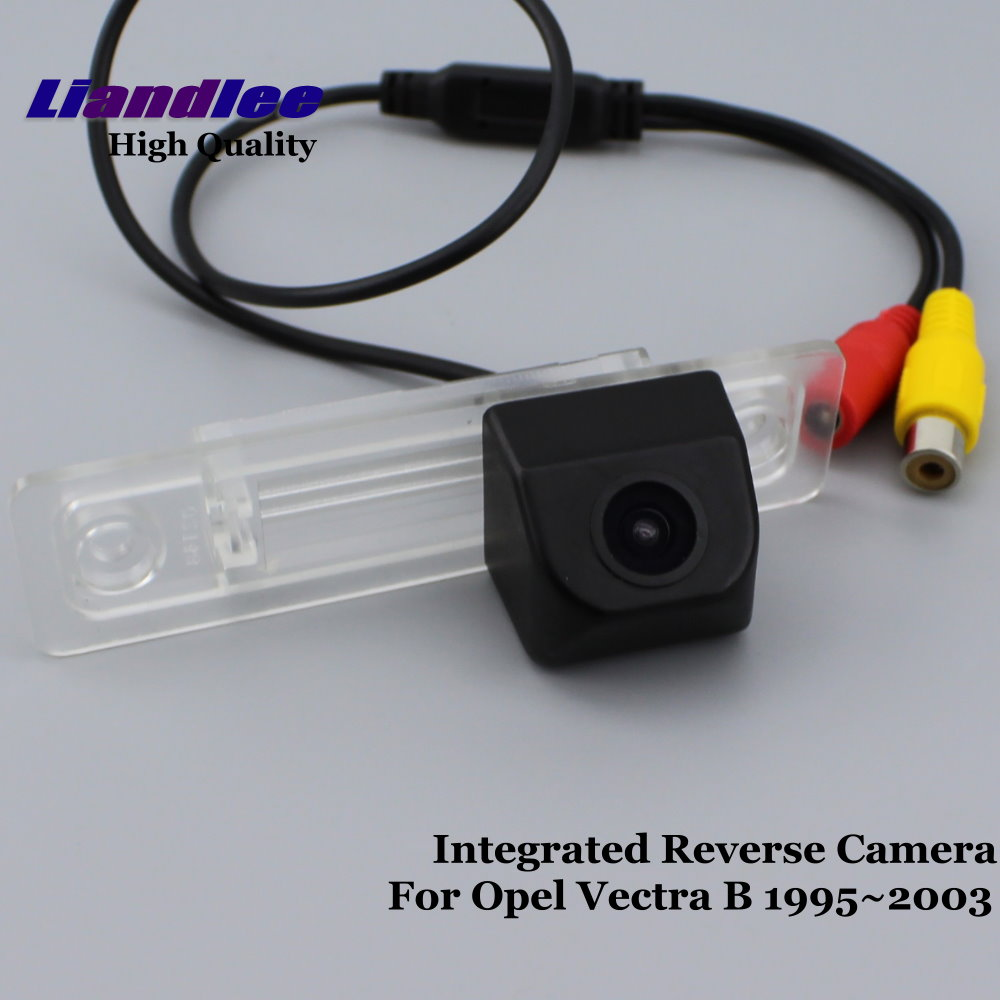 Liandlee Car Rearview Reverse Camera For Opel Vectra B 1995~2003 Backup Parking Rear View / Integrated High Quality