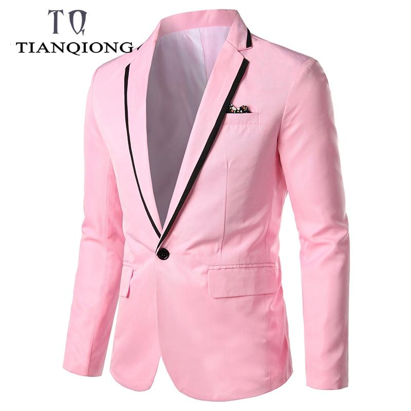 Brand Mens Wedding Party Suits Autumn Man Slim Fit Suits Blazer Masculino Dress Suits Men Formal Scene Suit Mens Blazer