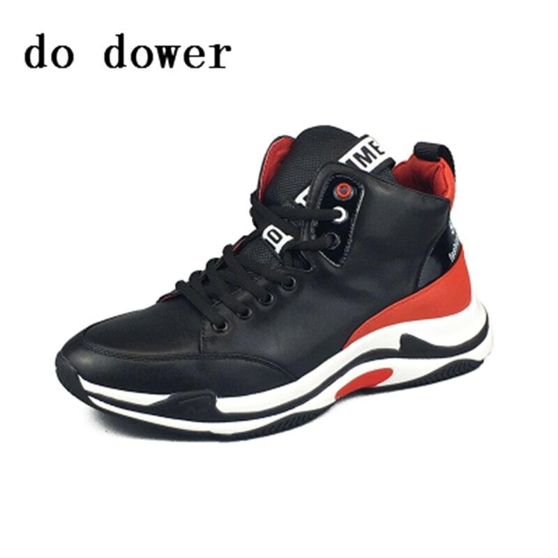 Весна Новинка; Лидер продаж Для мужчин Повседневное Торре обувь роскошные кроссовки лето мужской натуральная кожа Dady обувь на шнуровке кро
