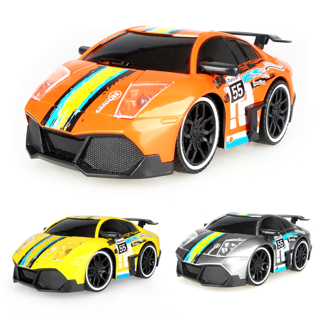 Cool and High Speed Licensed 1:20 RC Mini Car Electric Remote Control Car Toy with Radio Remote Controller For Boys Kids Gift
