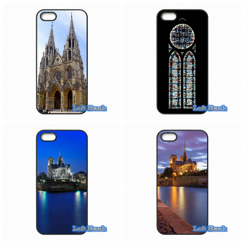 Notre Dame de Paris Hard Phone Case Cover For Apple iPod Touch 4 5 6 For iPhone 4 4S 5 5S 5C SE 6 6S Plus 4.7 5.5