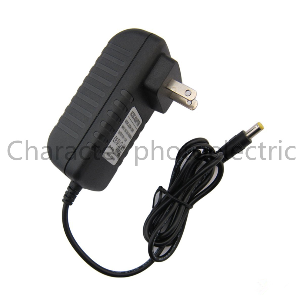 1PCS <font><b>AC</b></font> 90-240V LED EU US Driver to <font><b>DC</b></font> <font><b>12V</b></font> <font><b>3A</b></font> 36W adapter charger Power Supply Adapter for Led Strip Light image