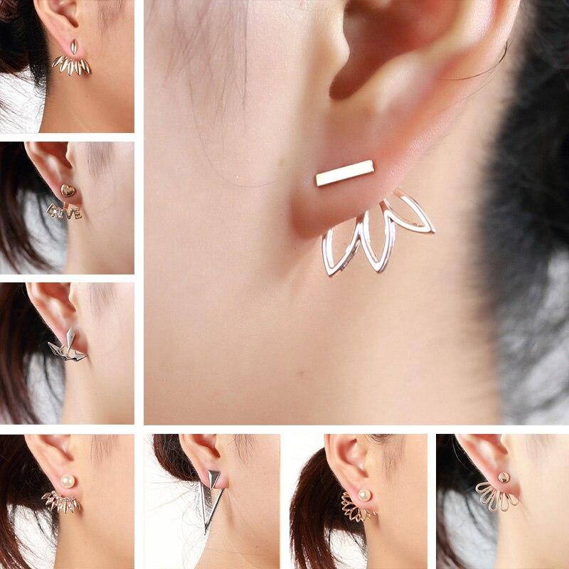 Stud Earrings Filigree Earrings SALE Unique Gifts Filigree Studs Gold Earrings Onyx Studs Flower Studs For Her Gold Lace Earrings