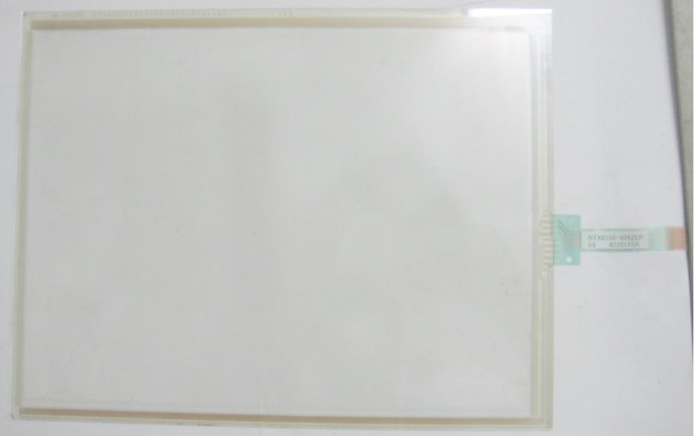 Used 12 8 Wires NTX0100-8642LP Touch Panel Screen Digitizer For 26-004-T G83C0000N110 LCD svodka ot shtaba opolcheniya mo dnr 12 08 2014 0100 msk