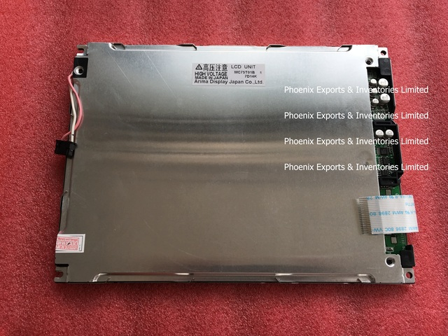 """MC75T01B 7.5 """"LCD EKRAN PANELI"""