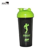 700 ml Bouteilles d'Eau Einfaches leben Fitness protein-pulver schütteln tasse sport wasserflasche