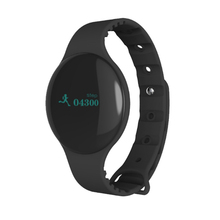 Bluetooth Smart Браслет монитор сердечного ритма Браслет Шагомер фитнес-трекер Smart Band для iOS и Android