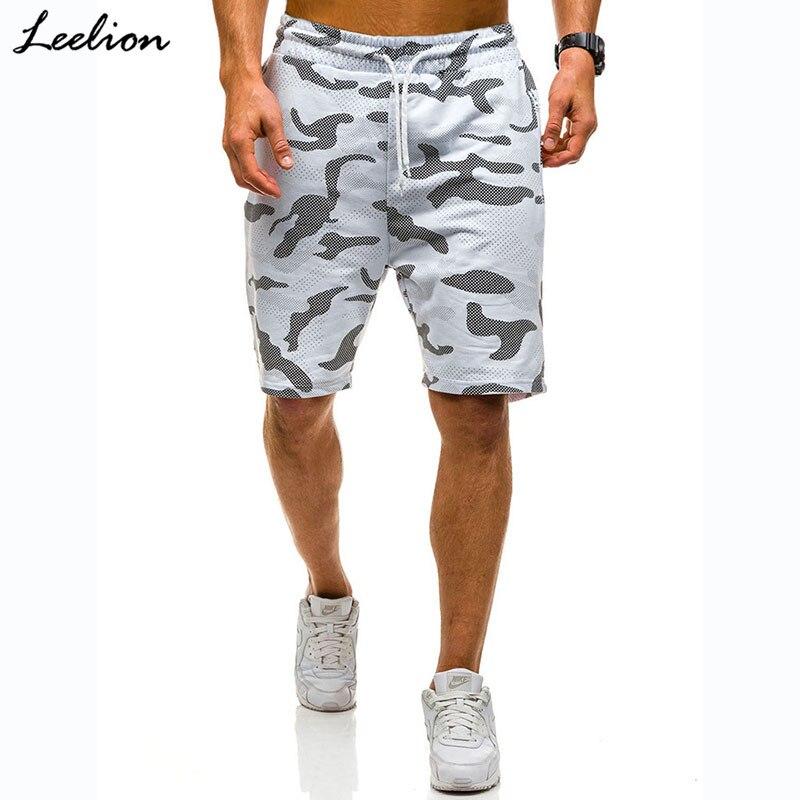 Summer Fashion Camouflage Short For Men Sweatpants