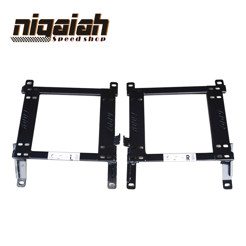 Brand New Seat Accessories Car Sports Seat Brakcet Base Mount For Mistubishi EVO 10