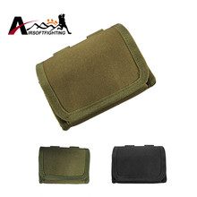 Tactical Shooting Bullet Holster Molle Magazine Pouch Military Paintball Portable Ammo Hunting Shells Gear Bag Case#