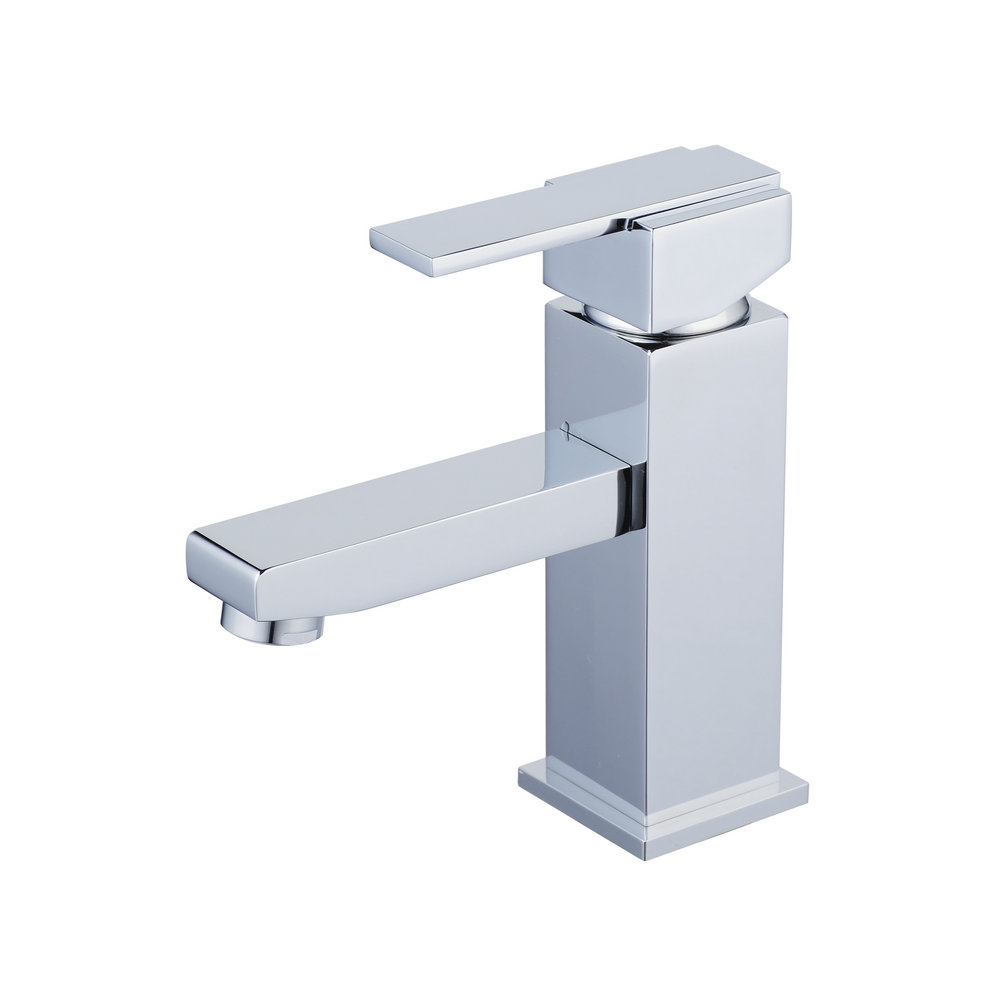 360 Degree Swiel Chrome Brass Bathroom Bath Basin Faucet Single Hole Single Handle Sink Cold and Hot Mixer Tap chrome brass bathroom basin faucet counter top cold and hot water mixer tap sink single handle hole bath room taps