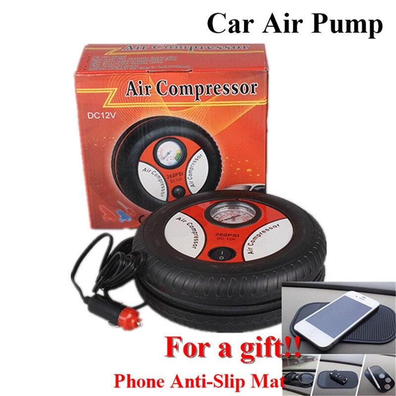 Высокая Мощность компрессор автомобильный воздушный насос надувные насос высокого Мощность воздушный компрессор для Авто Лодка Портативн... ...